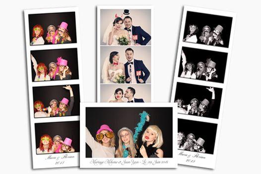 photobooth 2 MARIAGE